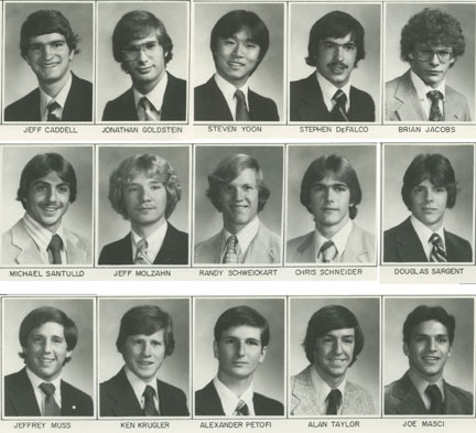 DTD class of '83