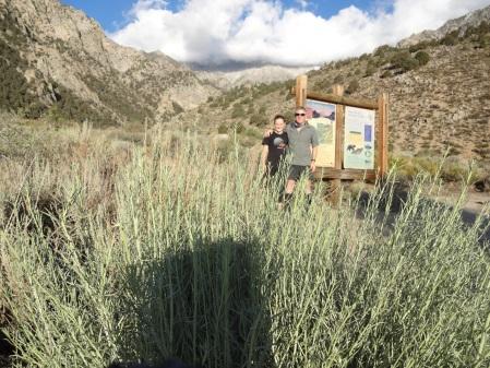 Shepherd Pass Trailhead