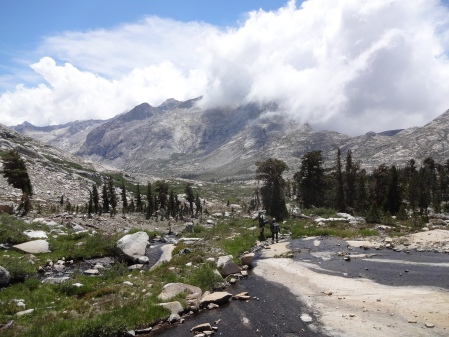 Nine Lakes Basin