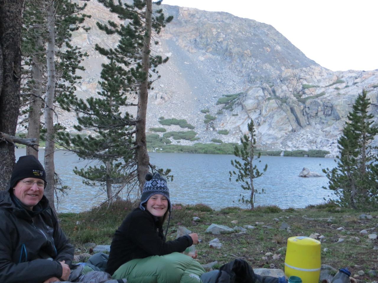 Ken & Jenna at 5 Lakes