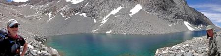 Lake 11682 Panorama